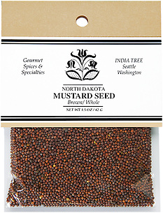 20609 Brown Mustard Seed, Caravan 1.5 oz, India Tree Storefront