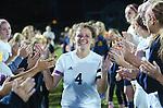 Team introduction of Loyalsock High School girls soccer.