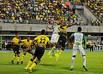 Atlético Nacional venció como visitante 5-1 a Alianza Petrolera. Fecha 9 Liga Águila I-2017.