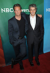 Matthew Perry and Scott Silveri at the NBC Universal TCA Press Tour 2012 held at the Beverly Hilton Hotel in Beverly Hills, CA. July 24, 2012. © Fitzroy Barrett