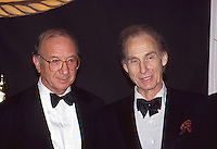 Neil simon & Sid Caesar 1993 by Jonathan <br />