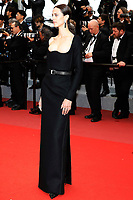 "Aymeline Valade at the ""Burning"" premiere during the 71st Cannes Film Festival at the Palais des Festivals on May 16, 2018 in Cannes, France. Credit: John Rasimus / Media Punch ***FRANCE, SWEDEN, NORWAY, DENARK, FINLAND, USA, CZECH REPUBLIC, SOUTH AMERICA ONLY***"