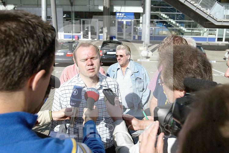 16.03.2011, HSV, Deutschland, Bernd Hoffmann und der HSV haben sich .einvernehmlich getrennt im Bild Archivfoto Bernd Hoffmann Foto © nph / Kokenge
