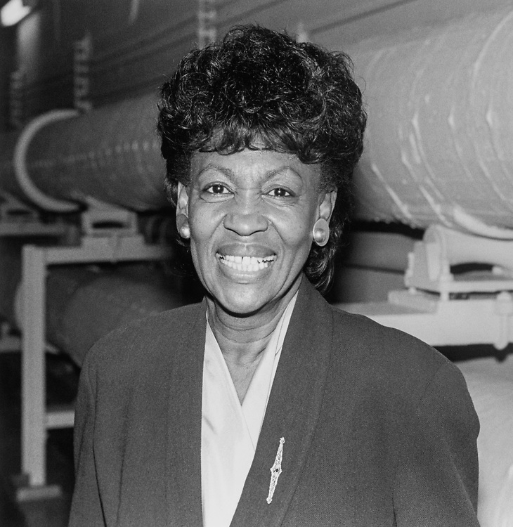 Rep. Maxine Waters, D-Calif., on March 19, 1994. (Photo by Chris Martin/CQ Roll Call)