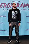 "Karim Benzema attends to ""El Corazon De Sergio Ramos"" premiere at Reina Sofia Museum in Madrid, Spain. September 10, 2019. (ALTERPHOTOS/A. Perez Meca)"