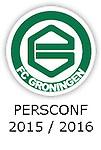 PERSCONFERENTIE 2015 - 2016