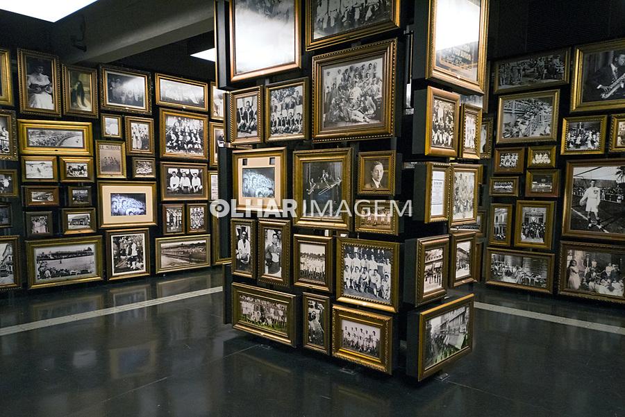 Museu do Futebol, Estadio do Pacaembu, São Paulo. 2019. Foto Daniel Cymbalista
