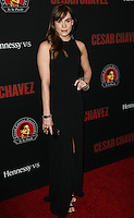 "HOLLYWOOD, LOS ANGELES, CA, USA - MARCH 20: Christa B. Allen at the Los Angeles Premiere Of Pantelion Films And Participant Media's ""Cesar Chavez"" held at TCL Chinese Theatre on March 20, 2014 in Hollywood, Los Angeles, California, United States. (Photo by Celebrity Monitor)"