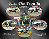 Pass The Tequila 5 wins the 2006 meet