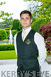 Stephen Doyle, Trainee Manager, Ballygarry House Hotel and Spa