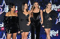 Little Mix (Leigh-Anne Pinnock, Jesy Nelson, Jade Thirlwall and Perrie Edwards) at the Global Awards 2019, Hammersmith Apollo (Eventim Apollo), Queen Caroline Street, London, England, UK, on Thursday 07th March 2019.<br /> CAP/CAN<br /> &copy;CAN/Capital Pictures