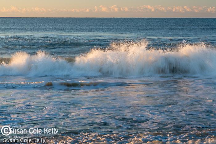 Sunrise at Lucy Vincent Beach in Chillmark, Marthas Vineyard, Massachusetts, USA