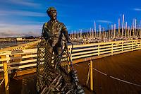 Old Fisherman's Wharf, Monterey, Monterey County, California USA