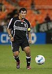 20 Octoboer 2007: Marco Etcheverry. The 1997 DC United team defeated Hollywood United 2-1 in the Marco Etcheverry tribute match played before a regular season MLS game at RFK Stadium in Washington, DC.
