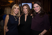 Leslie Rubinoff, Barbara Weller, and Robin Jonas attend The International Medical Corps Gala on Nov. 12, 2015 (Photo by Jason Sean Weiss/Guest of a Guest)