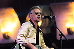© Joel Goodman - 07973 332324 . 06/08/2017 . Macclesfield , UK . GLEN MATLOCK performs at The Rewind Festival , celebrating 1980s music and culture , at Capesthorne Hall in Siddington . Photo credit : Joel Goodman