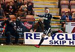 Cammy Smith celebrates his goal
