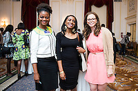 Shea Yeleen International event at the Omni Shoreham Hotel on July 30, 2014.