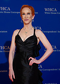 Kathy Griffin arrives for the 2018 White House Correspondents Association Annual Dinner at the Washington Hilton Hotel on Saturday, April 28, 2018.<br /> Credit: Ron Sachs / CNP<br /> <br /> (RESTRICTION: NO New York or New Jersey Newspapers or newspapers within a 75 mile radius of New York City)