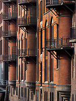 in der  Speicherstadt, Hamburg, Deutschland, Europa, UNESCO-Weltkulturerbe<br /> Speicherstadt, Hamburg, Germany, Europe, UNESCO world heritage