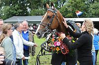 PAARDENSPORT: JOURE: 08-07-2016, SWIPE DEI, ©foto Martin de Jong