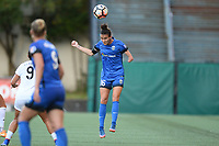 Seattle, WA - Saturday June 24, 2017: Carson Pickett during a regular season National Women's Soccer League (NWSL) match between the Seattle Reign FC and FC Kansas City at Memorial Stadium.