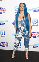 Mabel at the Capital FM Summertime Ball at Wembley Stadium, London on June 8th 2019<br /> CAP/ROS<br /> ©ROS/Capital Pictures
