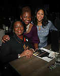 Guests attend DJ Jon Quick's 5th Annual Beauty and the Beat: Heroines of Excellence Awards Honoring AMBRE ANDERSON, DR. MEENA SINGH,<br /> JESENIA COLLAZO, SHANELLE GABRIEL, <br /> KRYSTAL GARNER, RICHELLE CAREY,<br /> DANA WHITFIELD, SHAWN OUTLER,<br /> TAMEKIA FLOWERS Held at Suite 36, NY