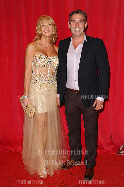 Mark Cameron arriving for the 2014 British Soap Awards, at the Hackney Empire, London. 24/05/2014 Picture by: Steve Vas / Featureflash