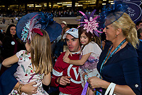 DEL MAR, CA - NOVEMBER 04: scenes Day 2 of the 2017 Breeders' Cup World Championships at Del Mar Racing Club on November 4, 2017 in Del Mar, California. (Photo by Bill Denver/Eclipse Sportswire/Breeders Cup)