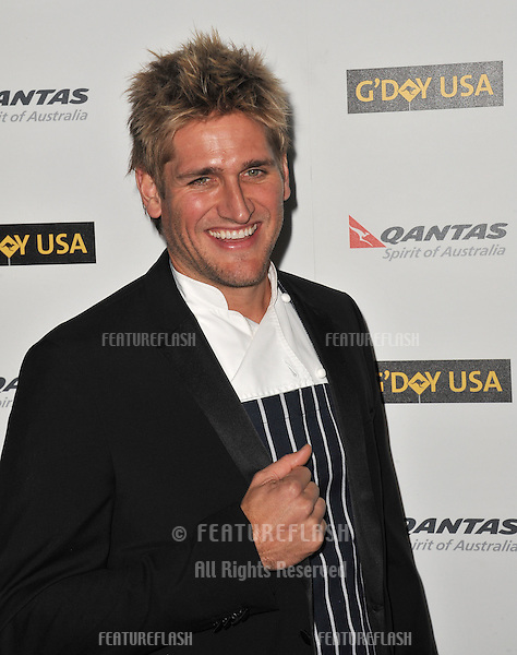 Curtis Stone at the 2011 G'Day USA Black Tie Gala at the Hollywood Palladium..January 22, 2011  Los Angeles, CA.Picture: Paul Smith / Featureflash