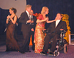 Catherine Zeta-Jones, Michael Douglas, Barbara Walters,  Christopher Reeves<br />