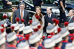 Infanta Elena os Spain attends the National Day Military Parad.October 12,2012.(ALTERPHOTOS/Acero)