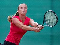 August 12, 2014, Netherlands, Raalte, TV Ramele, Tennis, National Championships, NRTK,  Lianne de Jong (NED)<br /> Photo: Tennisimages/Henk Koster