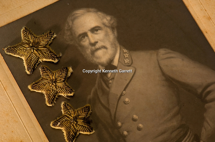 Robert E Lee material, Virginia Historical Society, from Mary Lee's Trunk in Burke and Herbert Bank, Discovered 2007, Alexandria, VA