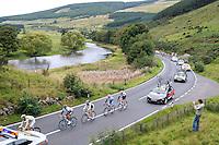 2009 Tour of Britain.Stage 3 - Peebles-Gretna.14 September 2009.