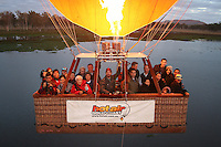 20130708 July 08 Hot Air Balloon Gold Coast