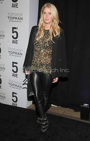 New York, NY-  November 4:  Nicky Hilton attend the Topshop Topman Dinner in Celebration of the 5th Avenue New York Flagship store on November 4, 2014 at Vanderbilt Hall in Grand Central Terminal in New York City. Credit: John Palmer/MediaPunch
