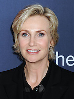 "NEW YORK CITY, NY, USA - MAY 12: Jane Lynch at the New York Screening Of HBO's ""The Normal Heart"" held at the Ziegfeld Theater on May 12, 2014 in New York City, New York, United States. (Photo by Celebrity Monitor)"