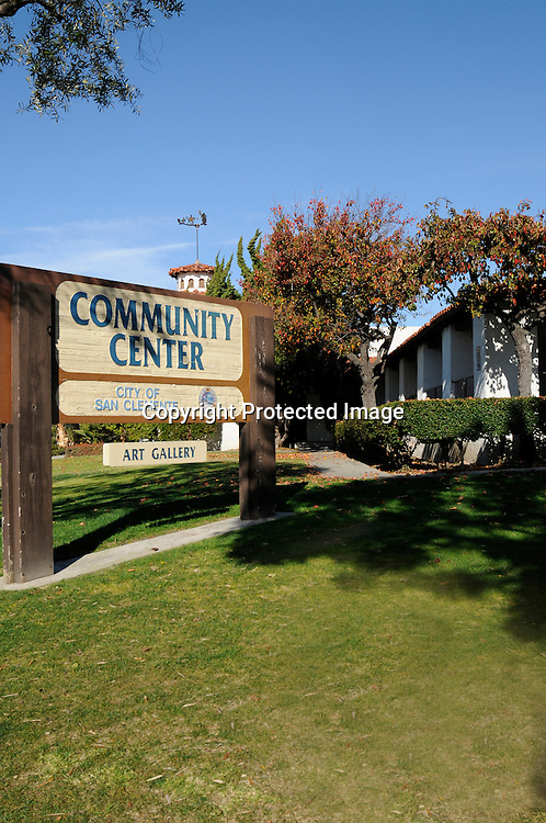 Photo of San Clemente Community Center