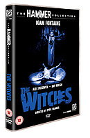 The Witches (1966) <br /> DVD COVER ART<br /> *Filmstill - Editorial Use Only*<br /> CAP/KFS<br /> Image supplied by Capital Pictures
