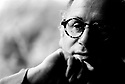 Michael Nyman, Artist and Composer, minimalist music collaborator with film maker Peter Greenaway 11/93  CREDIT Geraint Lewis