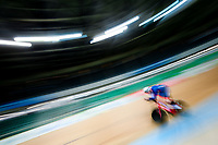 Picture by Alex Whitehead/SWpix.com - 24/03/2018 - Cycling - 2018 UCI Para-Cycling Track World Championships - Rio de Janeiro Municipal Velodrome, Barra da Tijuca, Brazil - Jon Gildea of Great Britain competes in the Men's C5 Individual Pursuit qualifying.