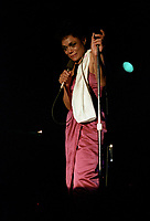 EARTHA KITT,<br /> Juin 1984,au<br /> Club Soda de Montreal, CANADA<br /> <br /> PHOTO : Agence Quebec Presse
