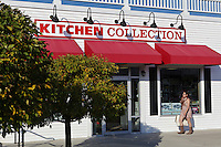 A Kitchen Collection store is pictured at Lee Premium Outlets in Lee (MA), Tuesday October 1, 2013.