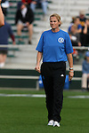 1 December 2006: UCLA head coach Jillian Ellis. The University of North Carolina Tarheels defeated the University of California Los Angeles Bruins 2-0 at SAS Stadium in Cary, North Carolina in an NCAA Division I Women's College Cup semifinal game.