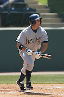 June 5, 2010: Sean Madigan of UC Irvine during NCAA Regional game against Kent State at Jackie Robinson Stadium in Los Angeles,CA.  Photo by Larry Goren/Four Seam Images