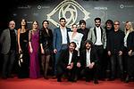 Iris Academia de Television' awards at Nuevo Teatro Alcala, Madrid, Spain. <br /> November 18, 2019. <br /> (ALTERPHOTOS/David Jar)