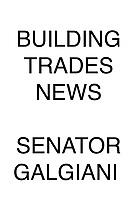 Building Trades State Senator Cathleen Galgiani