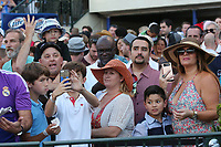 HALLANDALE BEACH, FL - APRIL 01:  Scenes from  Florida Derby Day at Gulfstream Park on April 01, 2017 in Hallandale Beach, Florida. (Photo by Liz Lamont/Eclipse Sportswire/Getty Images)